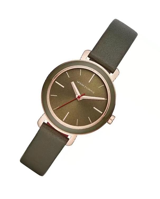 Armani Exchange Bette with Black Strap Women's Watch