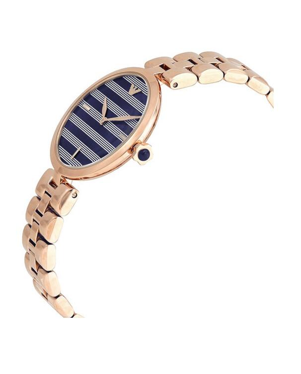 Emporio Armani Arianna with Rose Gold Bracelet Women's Watch