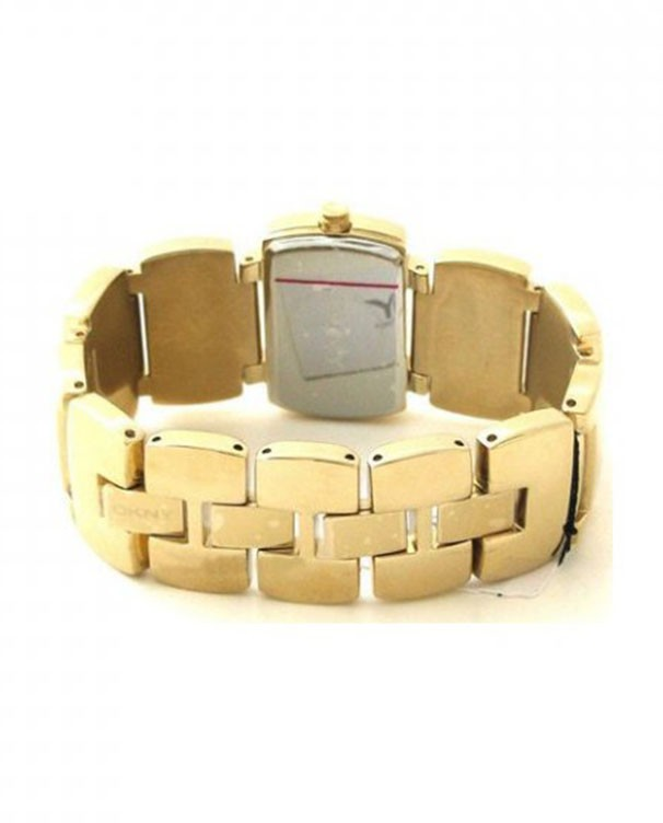 Dkny NY4328 with Brown Dial  & Gold Stainless Steel Bracelet Women's Watch