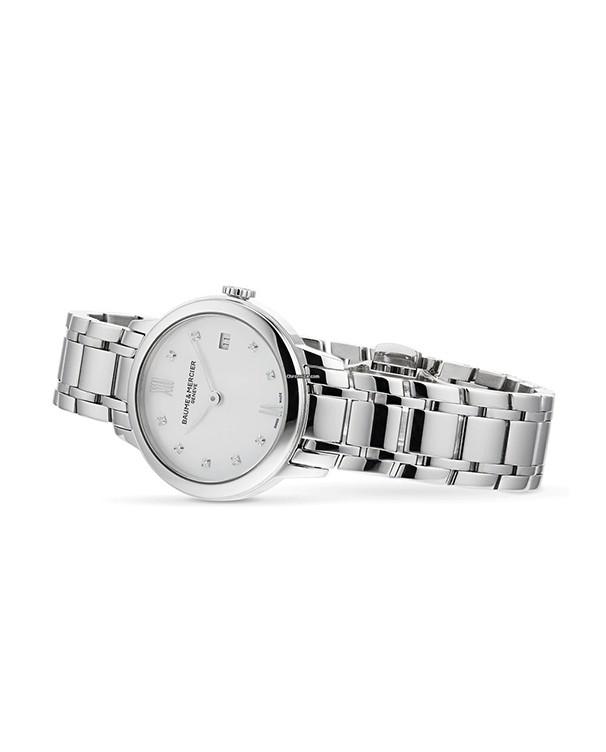 Baume& Mercier Classima Round Dial Analog Lady's Watch