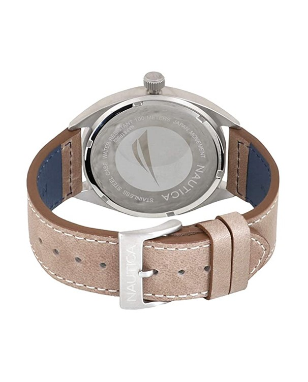 NAUTICA Battery Park with Blue Dial Men's Watch