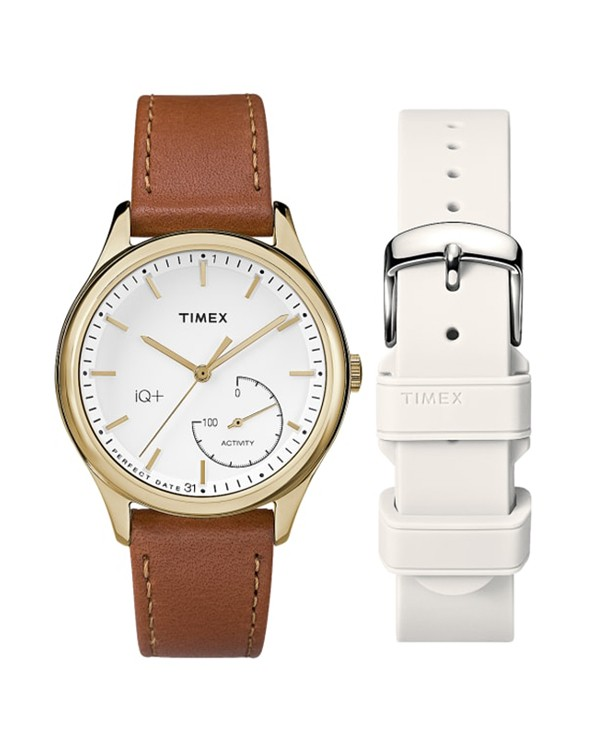 iQ+ Move 37mm Gift Set with Extra Silicone Strap Ladies Watch