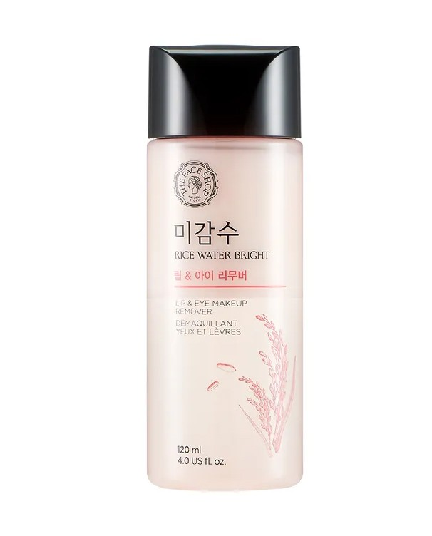 Rice Water Bright Lip and Eye Remover 120ml