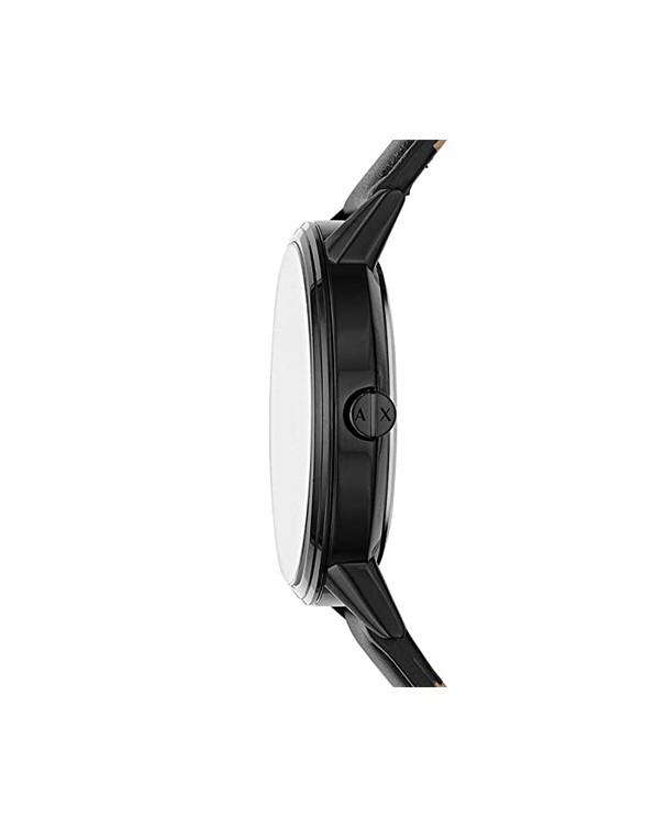 Armani Exchange Cayde  with Black Dial Men's Watch