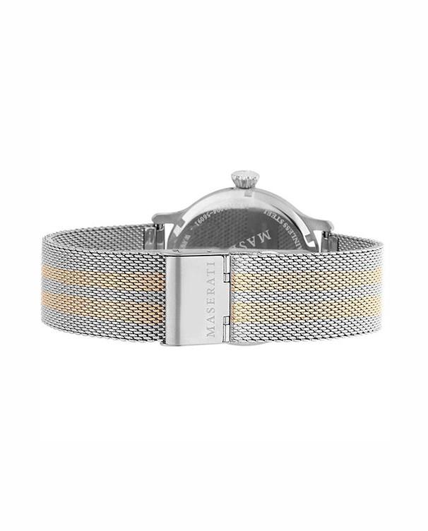 Maserati Epoca with Silver Dial Men's Watch