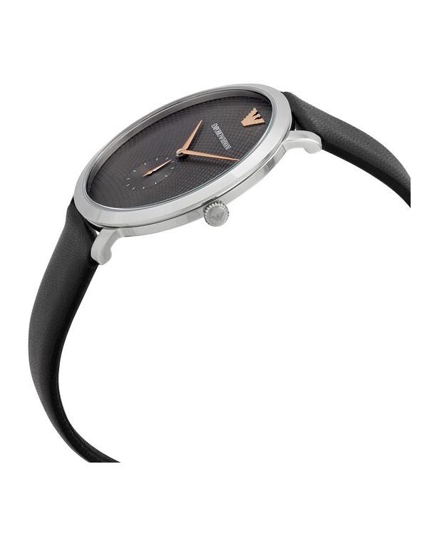 Emporio Armani Nicola with Grey Dial Men's Watch
