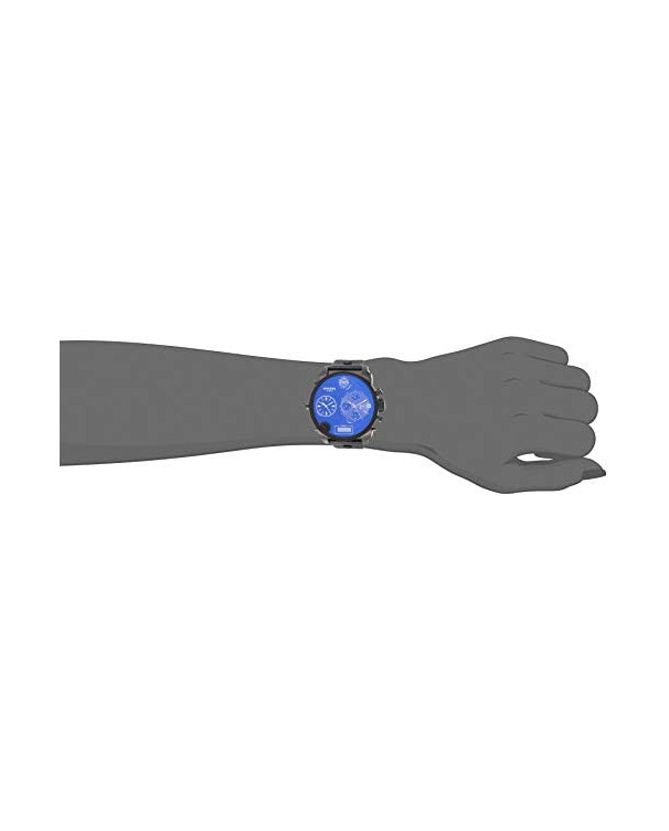 Diesel Big Daddy Chronograph with Blue Dial Mens Watch