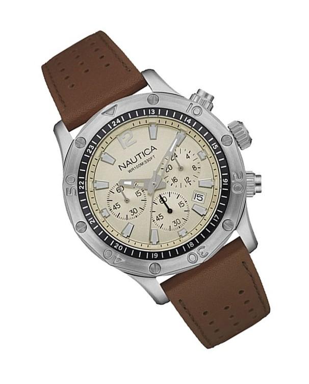 NAUTICA wtih White Dial Men's Watch