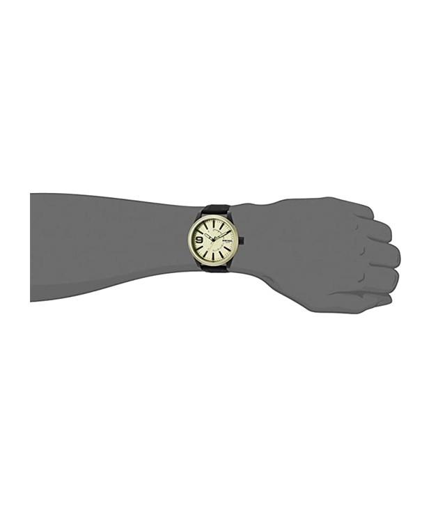DIESEL RASP NSBB with Black Strap Men's Watch