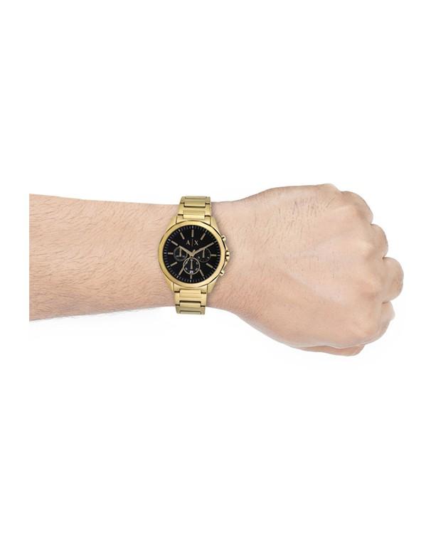 Armani Exchange Cayde with Mesh Bracelet Men's Watch