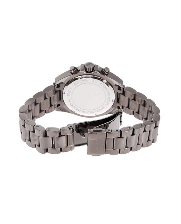 Michael Kors Bradshaw Chronograph with Stainless Steel Bracelet