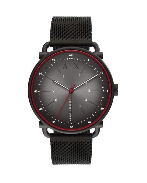 Armani Exchange Fitz with Black Dial Men's Watch