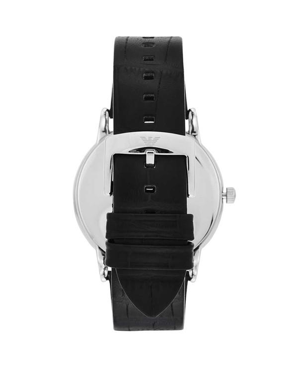 Emporio Armani with Black Dial Men's Watch