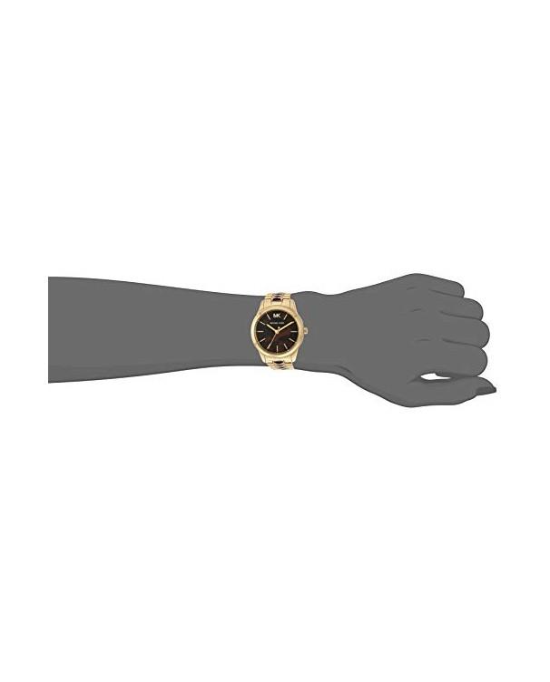Michael Kors RUNWAY MERCER with Brown Dial Women's Watch