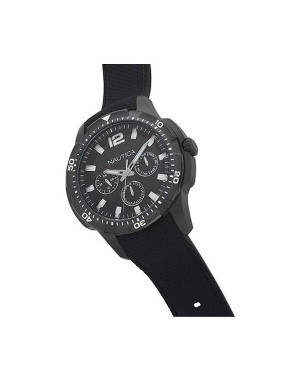 NAUTICA SAN DIEGO with Black Dial Men's Watch