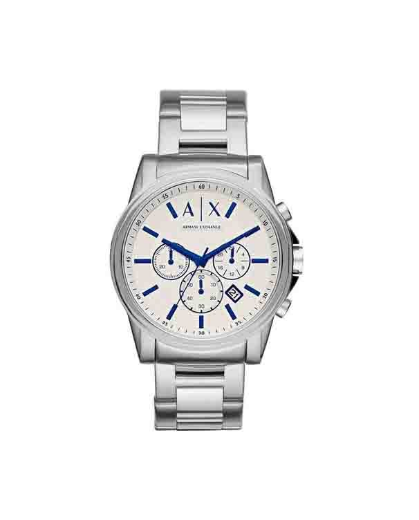 ARMANI EXCHANGE Chronograph with Stainless Steel Bracelet Men's Watch