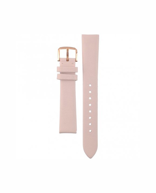 Emporio Armani Dress with Rose Gold Leather Strap Women's Watch