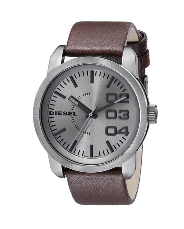 DIESEL Not So Basic Basic with Gunmetal Dial Men's Watch