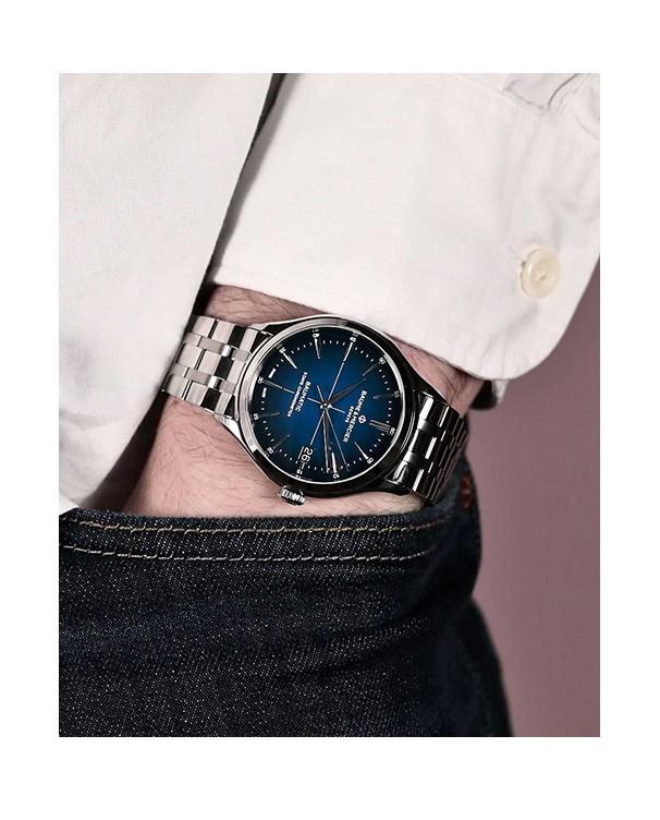 Baume & Mercier Clifton Automatic Blue Dial Men's Watch