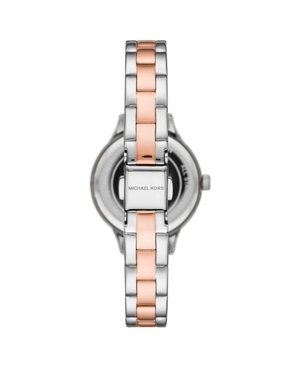 Michael Kors Slim Runway with Mother of pearl Dial Women's Watch