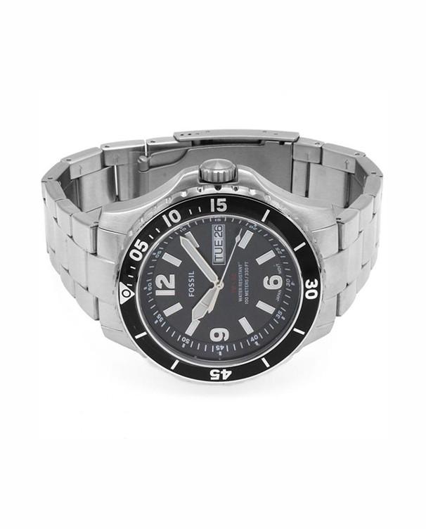 Fossil FB-02 Stainless Steel Bracelet Analog Men's Watch